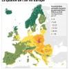 La qualité de l\'air en Europe
