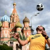 The World Cup starts on June 14 in Moscow