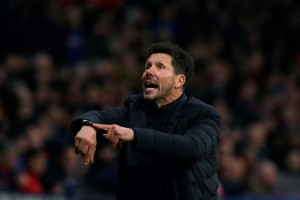 Simeone finds the fire and Atletico given hope after throwback win over Liverpool
