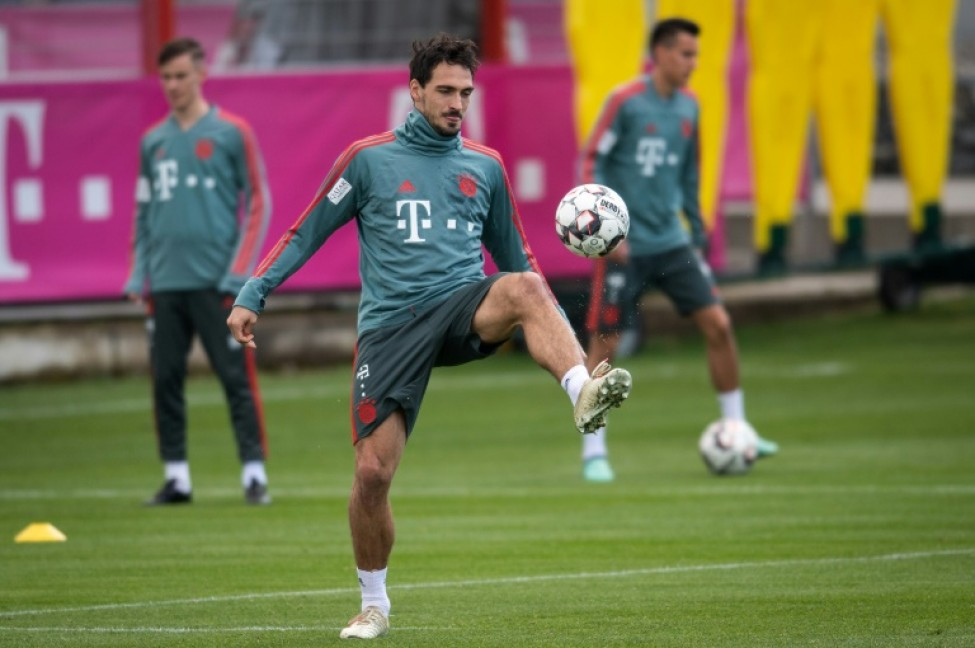 Hummels demands '100 percent focus' from Bayern in cup clash