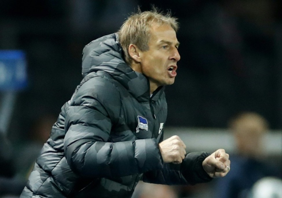 Hertha Berlin coach Jurgen Klinsmann could be fined by the German Football League (DFL) if he is unable to prove that he holds a valid coaching license.