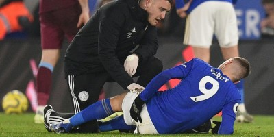vardy-s-injury-not-as-bad-as-first-feared-rodgers