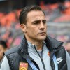 Fabio Cannavaro\'s short reign as China coach could already be over after the hosts were beaten for the second time in five days on Monday and again failed to score