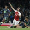 Arsenal qualified despite a goalless draw at home with Sporting