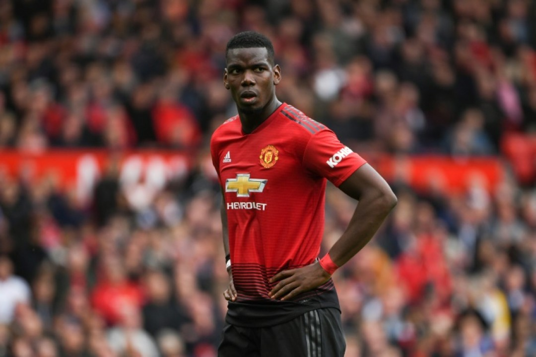 Paul Pogba is seeking a fresh challenge away from Manchester United