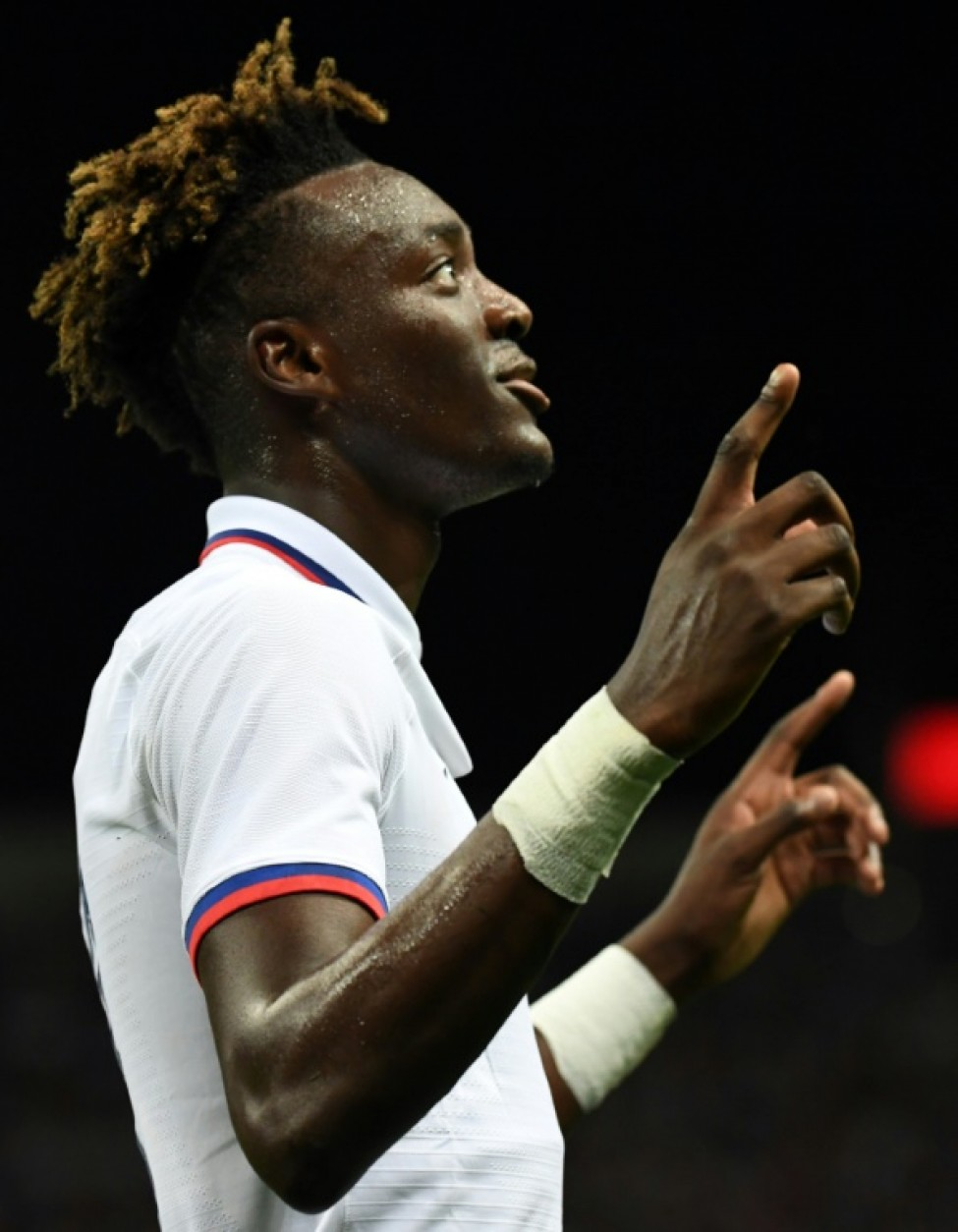 Frank Lampard is keen to give young players like Tammy Abraham a chance to shine