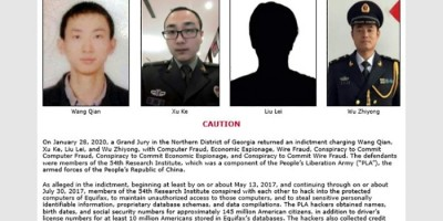 washington-inculpe-des-agents-chinois-pour-l-un-des-plus-gros-piratages-de-l-histoire