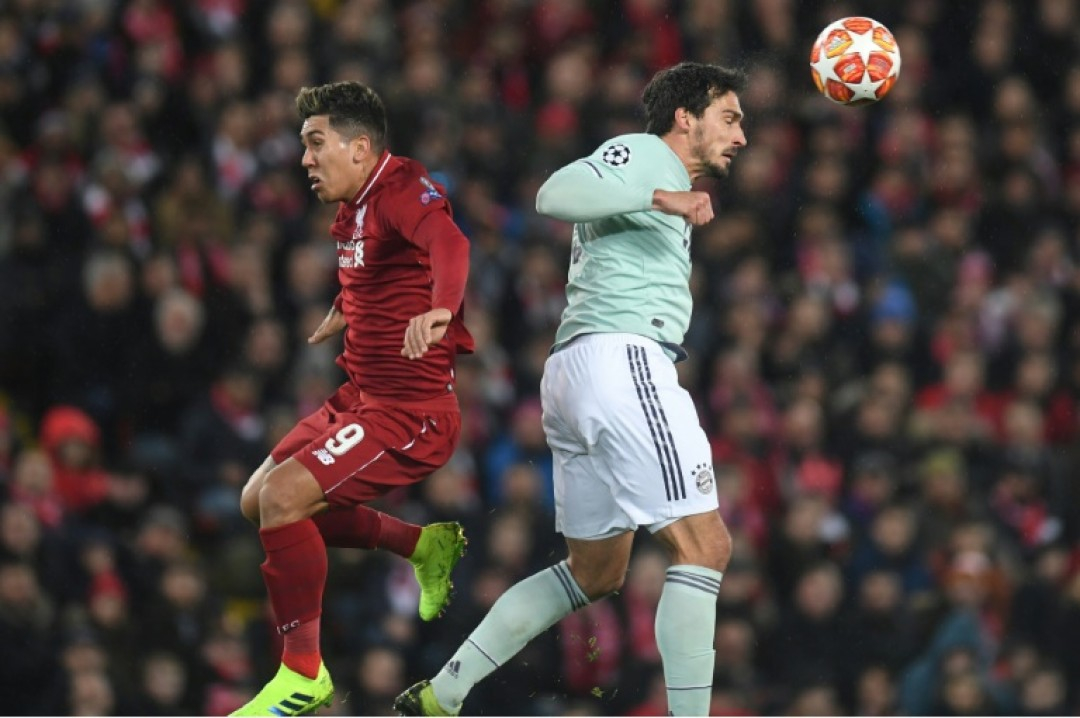 Mats Hummels was a rock at the back for Bayern Munich against Liverpool