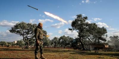 syrie-le-regime-reprend-le-dernier-troncon-d-une-autoroute-cruciale-dans-le-nord-ouest-ong