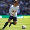 Tottenham Hotspur\'s Danish midfielder Christian Eriksen