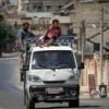 dans-le-sud-syrien-la-misere-des-deplaces-fuyant-la-menace-d-une-offensive