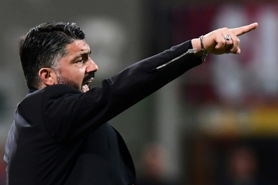 Gennaro Gattuso\'s AC Milan have taken just five points from six games.