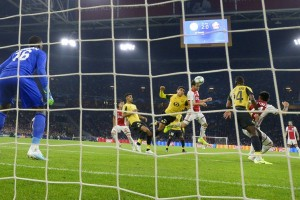 Ajax open Champions League account with Lille thumping amid mass fan arrests