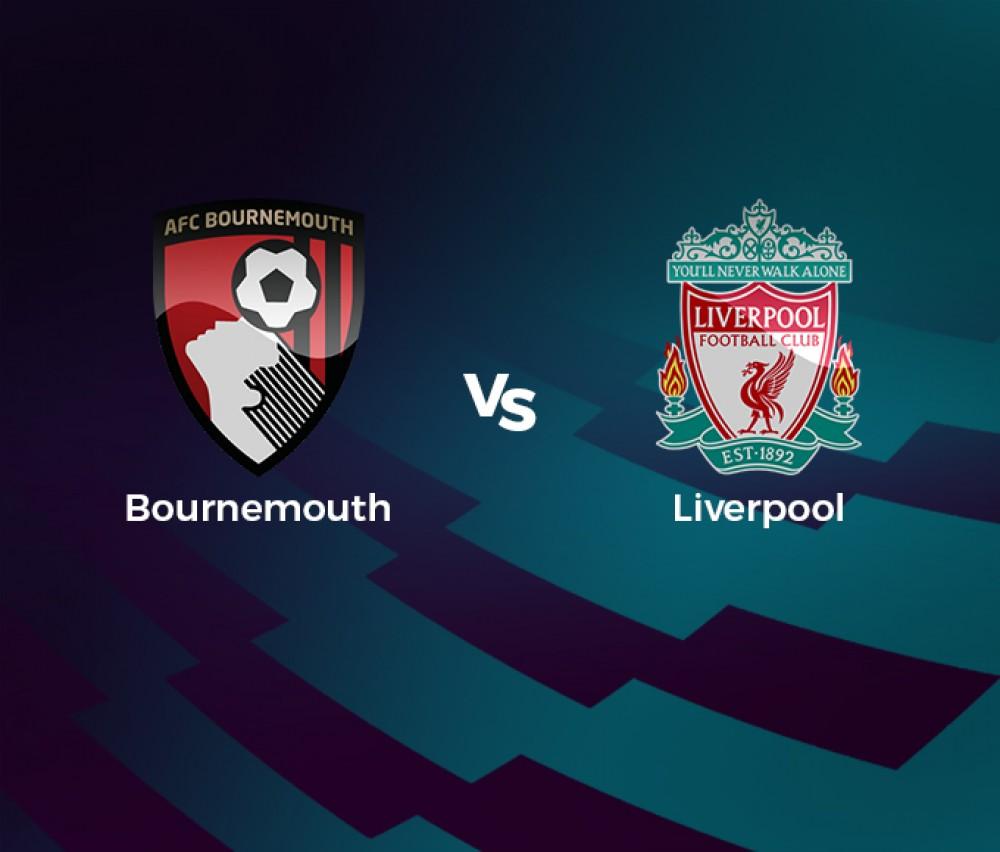 Football - Premier League - Bournemouth / Liverpool [Live]