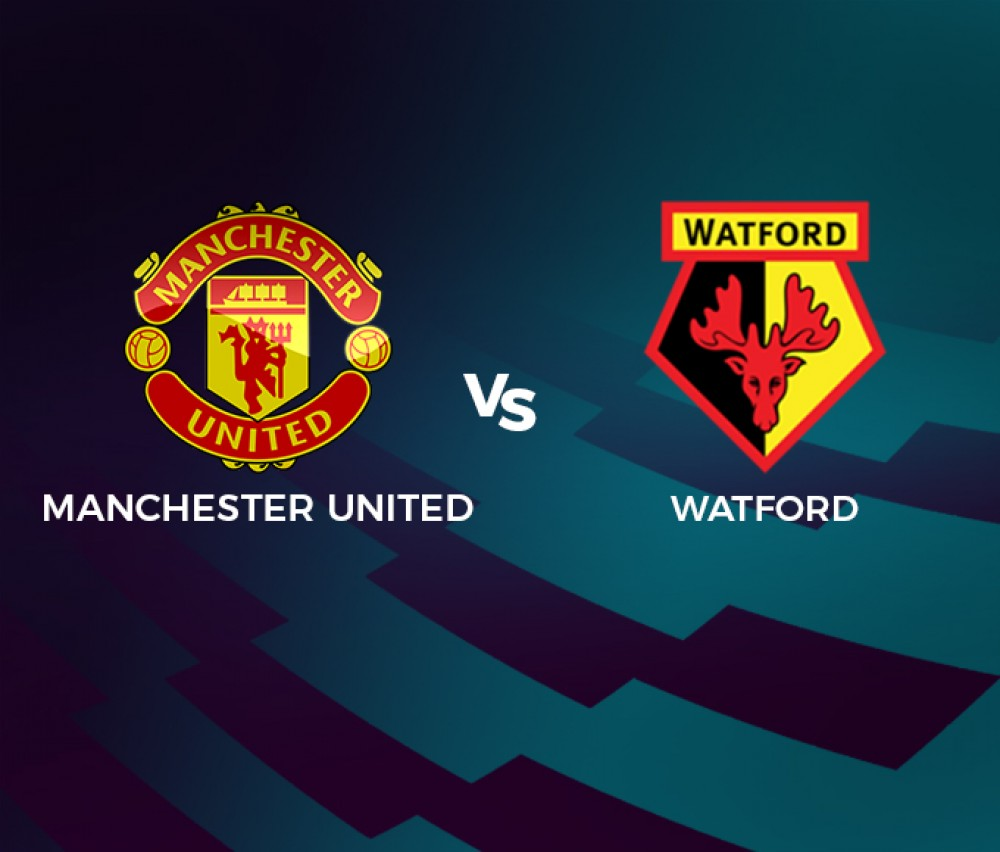 Football - Premier League - Manchester United / Watford [Live]