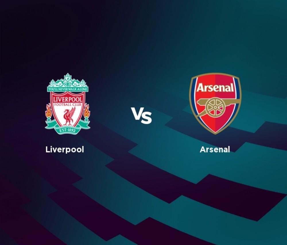 Football - Premier League - Liverpool / Arsenal [Live]
