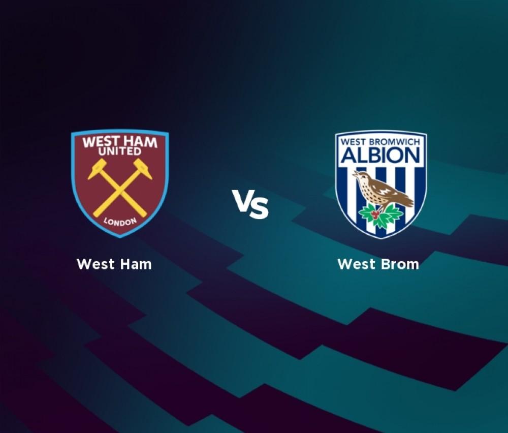 Football - Premier League - West Ham United / West Bromwich Albion [Live]