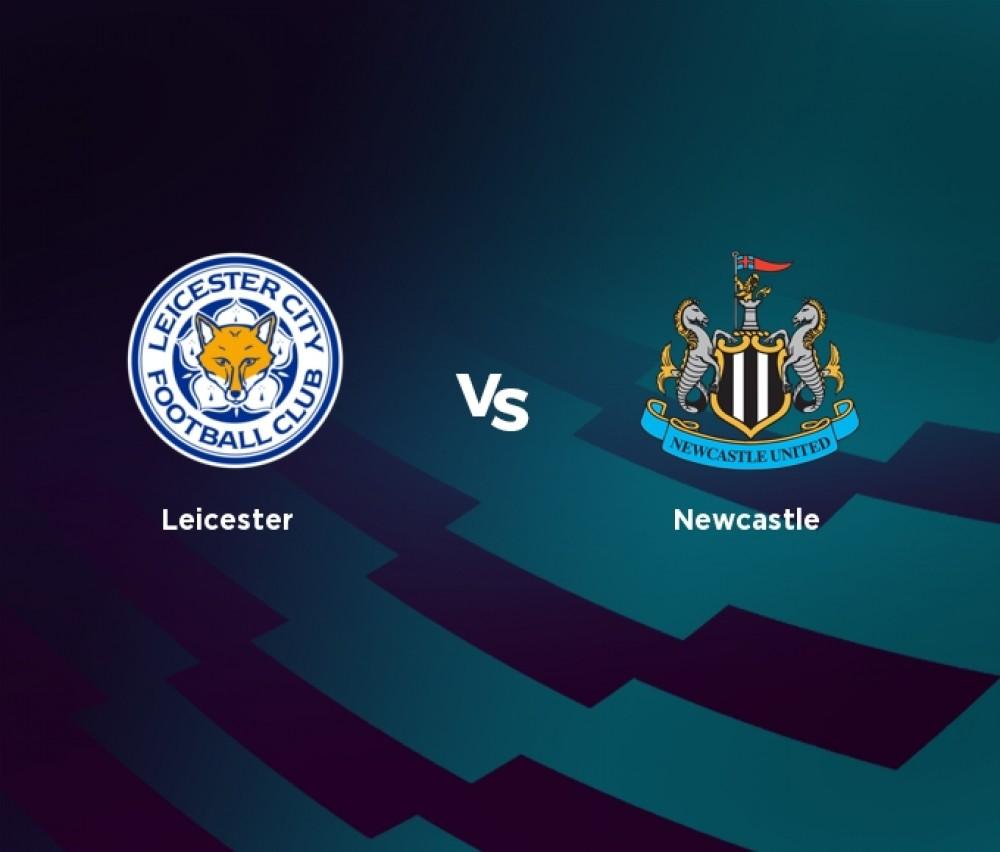 Football - Premier League - Leicester / Newcastle [Live]